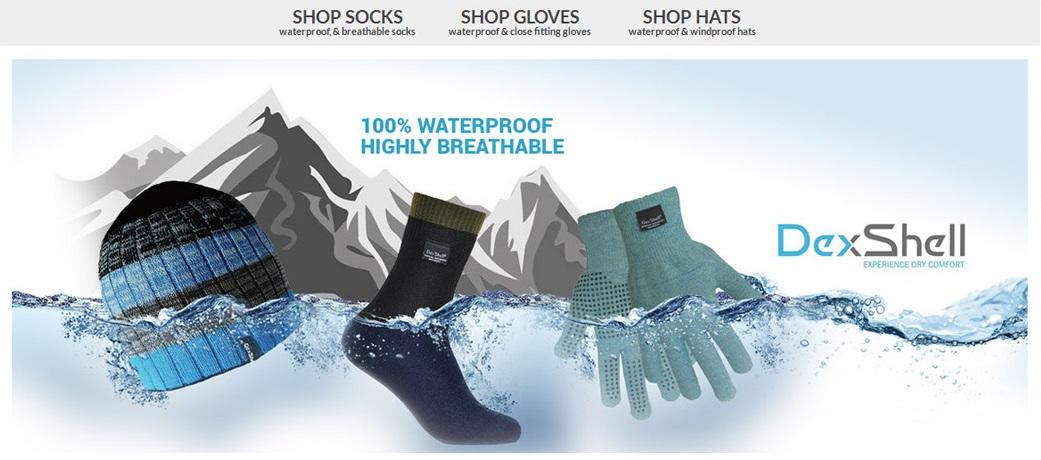 Dexshell.cz - eshop s nepromokavými ponožkami dcc550974b